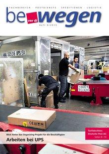Titelblatt Mitgliedermagazin bewegen 6/2015