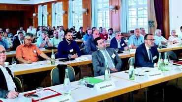 Konferenz in Stuttgart: Zustellung der Zukunft