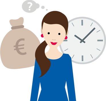 Fragen zur Entlastungszeit