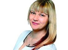 Alexandra Kern, Betriebsrätin im Unternehmen BLG Industrielogistik GmbH & Co. KG in Leipzig