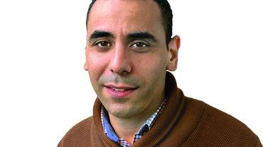 Abdelhak Benayad, stellvertretender Betriebsratsvorsitzender Niederlassung Brief der Deutschen Post in Dortmund.