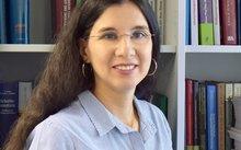 Prof. Dr. Jessica Lang vom Institut für Arbeits- Sozial- und Umweltmedizin der RWTH Aachen