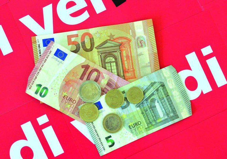 Mehr Geld mit Tarif