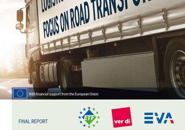 TItelbild: Studie zum europäischen Straßengüterverkehr