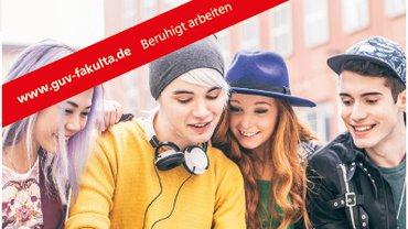 Flyer Sonderaktion 2019 von ver.di und GUV/FAKULTA