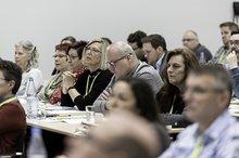 90 Personal- und Betriebsräte diskutierten über moderne Arbeitszeitgestaltung