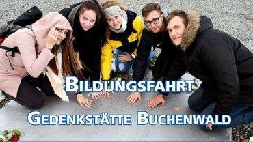 Bildungsfahrt in die Gedenkstätte Buchenwald