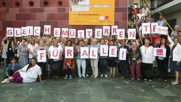 14. Frauenalterssicherungskonferenz bei ver.di